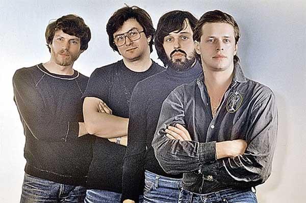 группа аквариум 80 годы