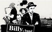 billys band вечерний ургант