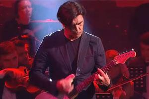 Гитарист Кино Юрий Каспарян выпускает сингл своего нового проекта