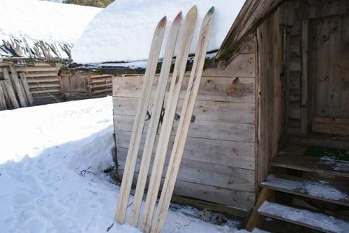 Самодельные лыжи к снегоходу своими руками