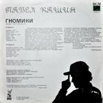 Виниловая пластинка Павла Кашина