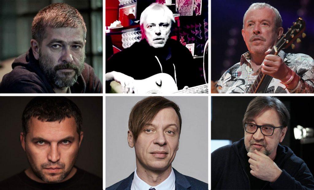 рок-музыканты об эпохе пандемии